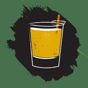 Illustration of penicillin cocktail